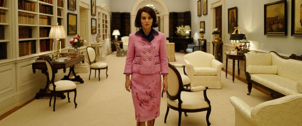 "PHOTO: Natalie Portman as Jackie Kennedy in ""Jackie."""
