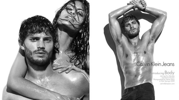 HT jamie dornan ck model jtm 131024 16x9 608 Jamie Dornan Reportedly Cast as Christian in Fifty Shades of Grey