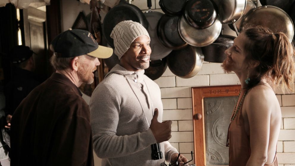 "PHOTO: Jamie Foxx recently stepped behind the camera to direct ""…And She Was My Eve"" as part of the Canon Project Imaginat10n Film Festival inspired by consumer submitted photographs."
