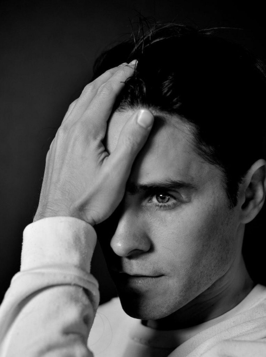 Wow! Jared Leto Sports a Short New Hairdo
