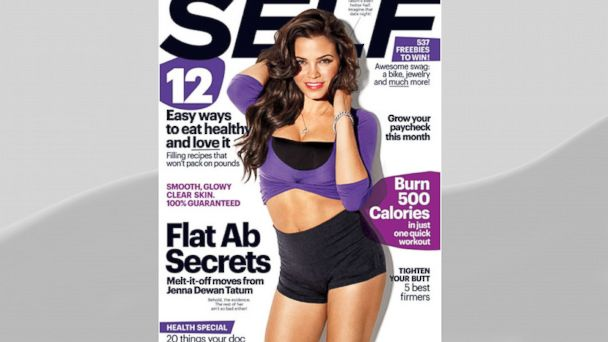 PHOTO: Jenna Dewan is Selfs November cover girl.