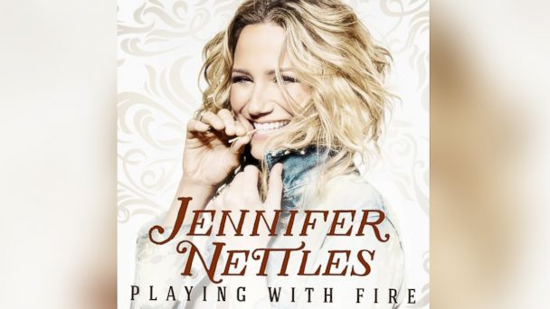 "PHOTO: Jennifer Nettles - ""Playing With Fire"""