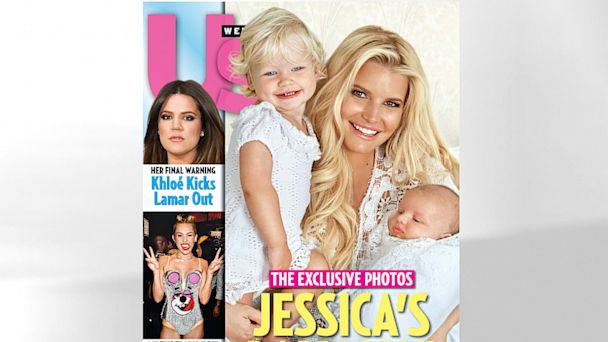 HT jessica simpson1 us cover ml 130828 16x9 608 Jessica Simpson Introduces Son Ace (See the Photo)