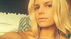 Jessica Simpson Celebrates Her Birthday With a Selfie