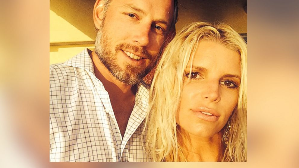 "PHOTO: Jessica Simpson posted this photo to Instagram, July 21, 2014, with the caption, ""I love this man, our marriage, and everything in between."""