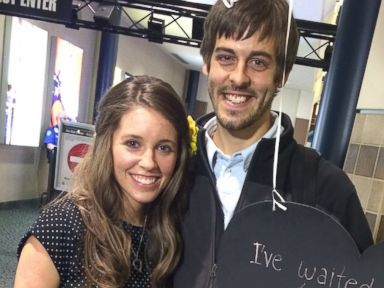 Jill Duggar (Soon to be Dillard) Begins Wedding Preparations