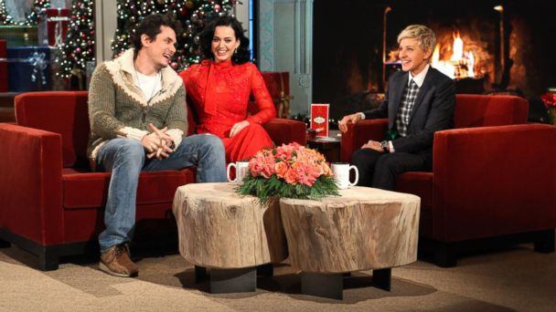HT john mayer katy perry ellen sk 131220 16x9 608 Inside John Mayer and Katy Perrys Christmas Plans