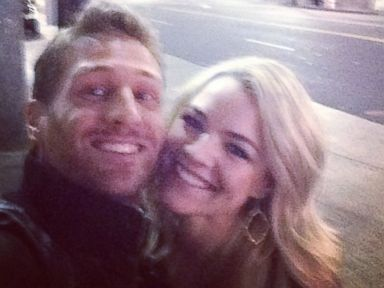 PHOTO: Juan Pablo posted this photo on Instagram with this caption: We are FREE @nikki_ferrell..., March 11, 2014.