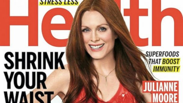 HT julianne moore health tk 131021 16x9 608 Julianne Moores Exercise and Eating Habits
