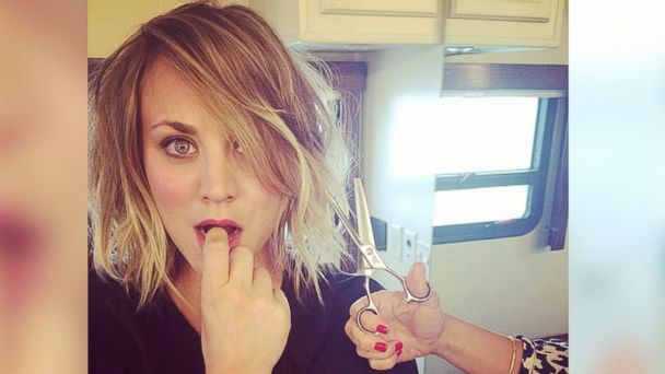 HT kaley cuoco hair h jtm 140331 16x9 608 Check Out Kaley Cuocos New Fresh Hairdo