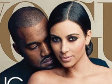 Anna Wintour Says Kim and Kanye Vogue Cover Was 'Entirely Our Idea'
