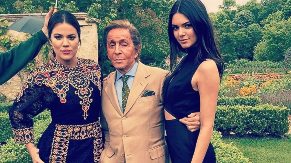 PHOTO: Kris Jenner posted this photo of Khloe Kardashian and Kendall Jenner to Instagram, May 23, 2014.