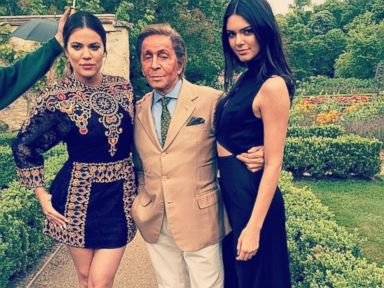 Inside Kardashian's Pre-Wedding Brunch at Valentino Mansion