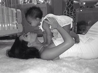 Kim Kardashians First Mothers Day