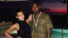 Kim Kardashian and Kanye West Enjoy a Romantic Getaway in Mexico