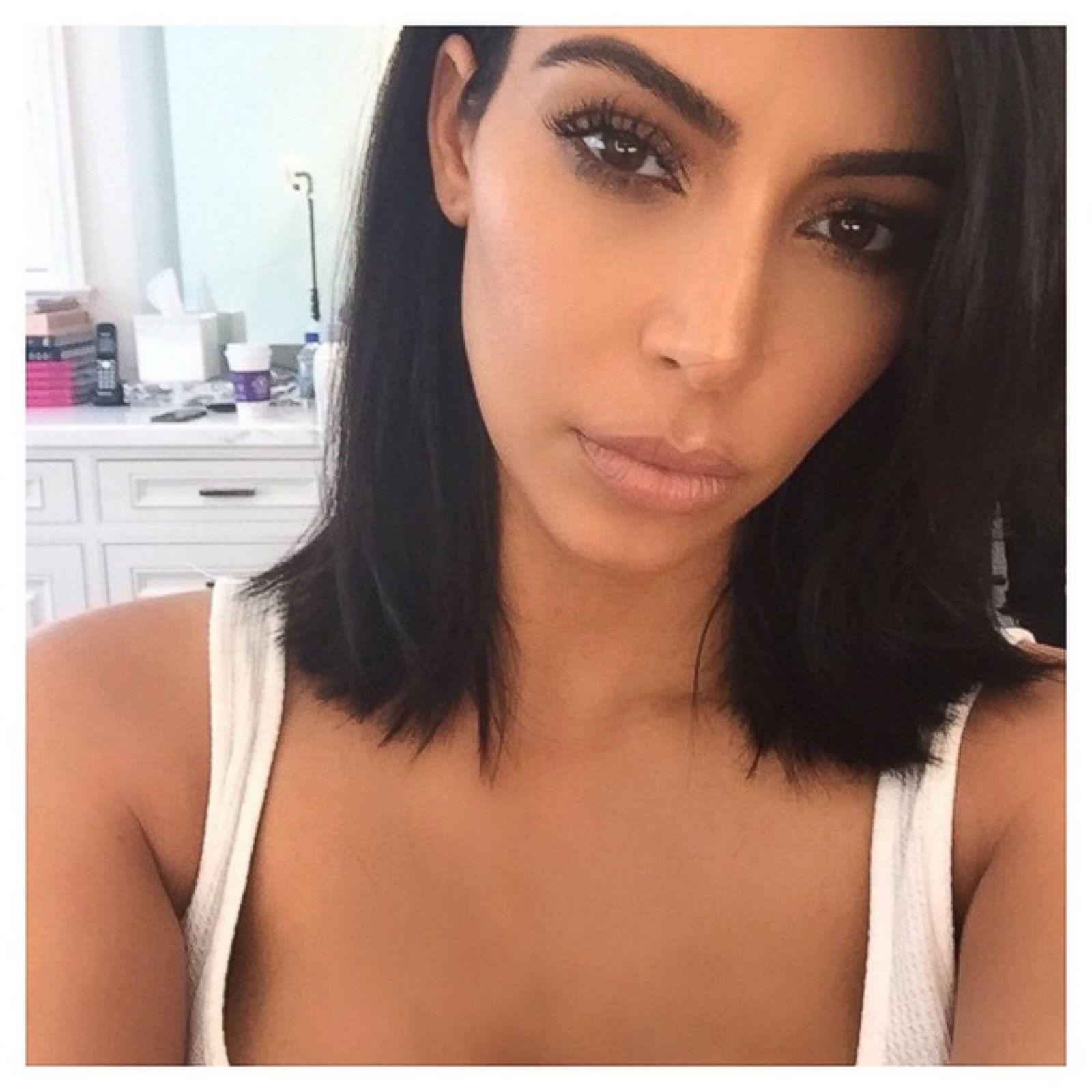 Kim Kardashian Through the Years Photos - ABC News