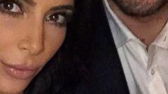 Kim Kardashian Snaps a Selfie with Instagrams CEO