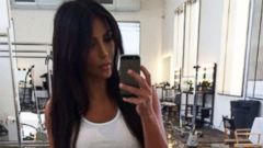 PHOTO: Kim Kardashian Gets Involved in Waist-Training
