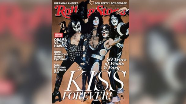 HT kiss rollingstone cover mar 140325 16x9 608 Instant Index: KISS On the Cover of Rolling Stone for First Time