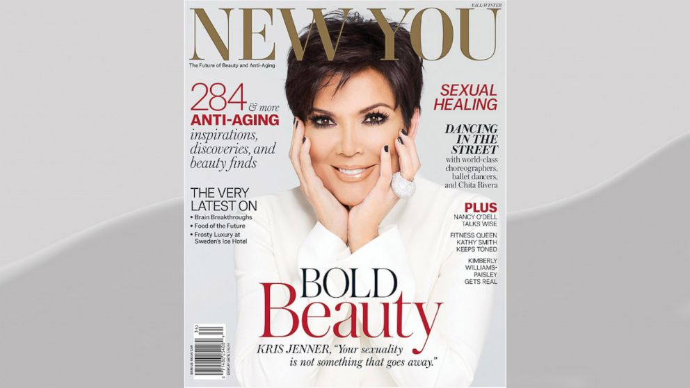 PHOTO: Kris Jenner appears on the latest issue of Ne