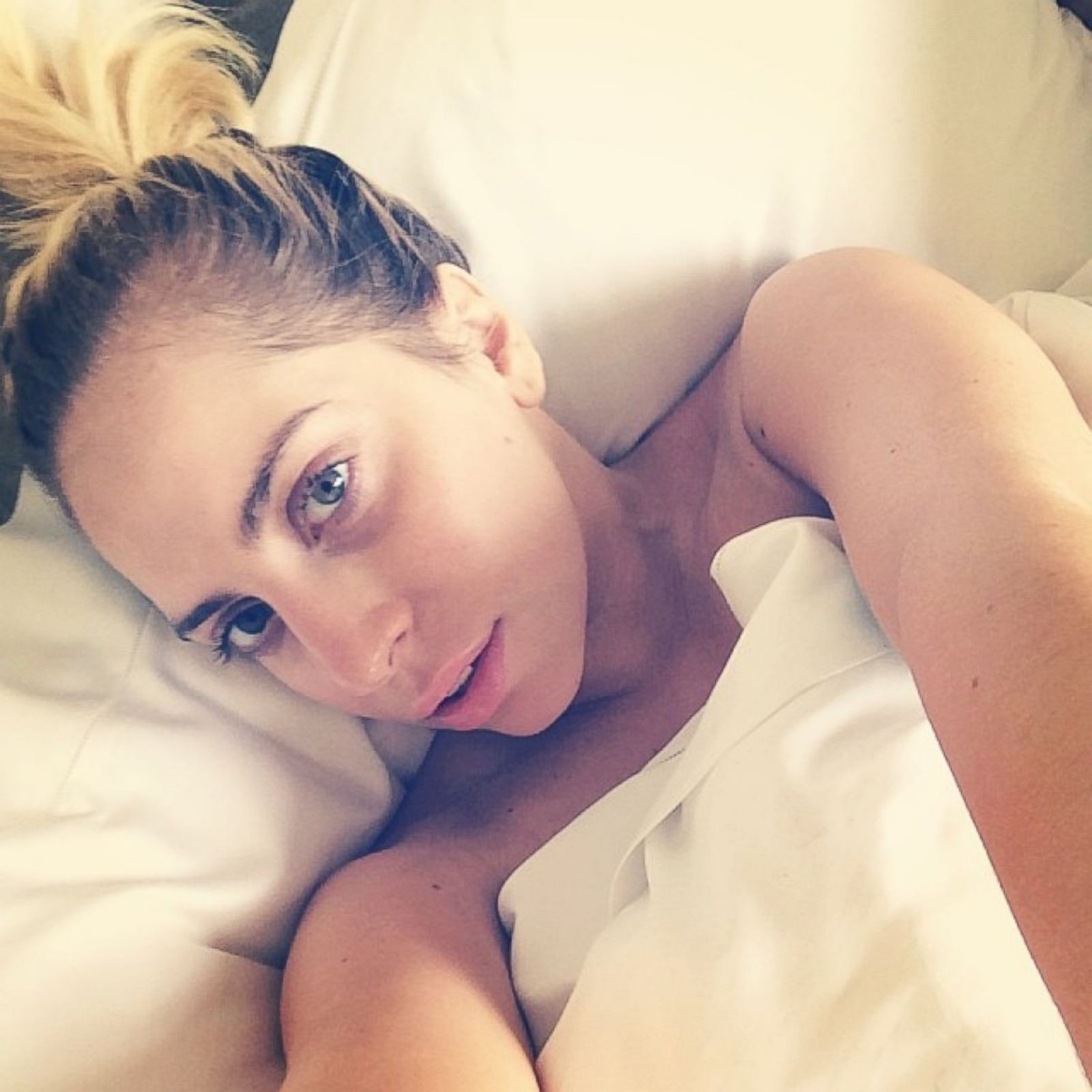 Lady Gaga Enjoys a Day Off Picture | Celebrities Without ... Lady Gaga Instagram