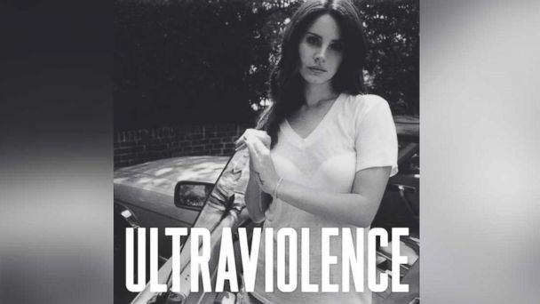 "PHOTO: Lana Del Reys ""Ultraviolence."""
