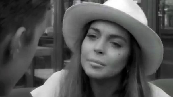 HT lindsay lohan the canyons jef 130711 16x9 608 Watch: Lindsay Lohan in The Canyons Trailer