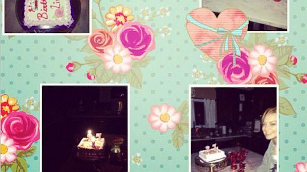 HT lohan birthday tk 130821 16x9 608 Lindsay Lohan Celebrates Belated Birthday With Family