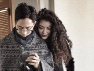 James Lowe Shares the Downside to Being Lorde's Boyfriend