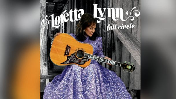 "PHOTO: Loretta Lynn - ""Full Circle"""
