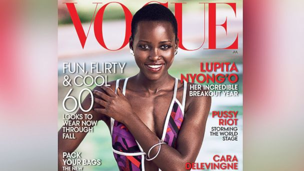 HT lupita nyongo ml 140619 16x9 608 Most Beautiful Lupita Nyongo on Her Life Changing Year