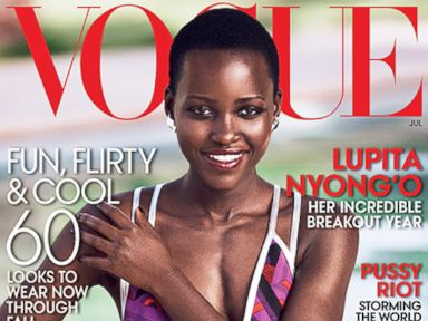 'Most Beautiful' Lupita Nyong'o on Her Life-Changing Year