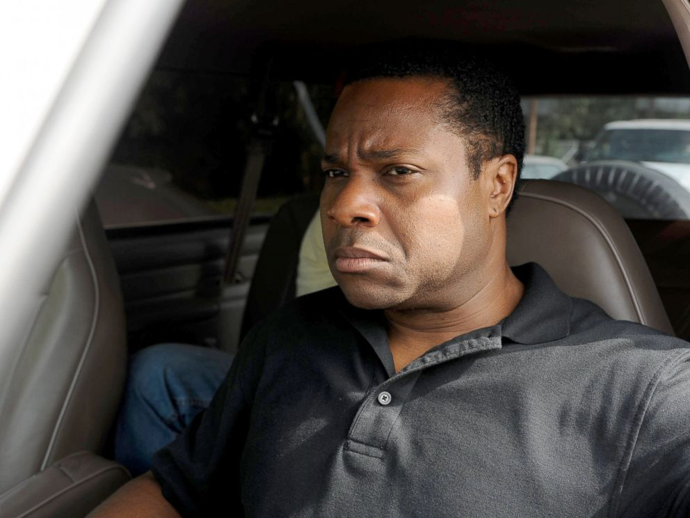 PHOTO: Malcolm-Jamal Warner as A.C. Cowlings in The People v. O.J. Simpson: American Crime Story.