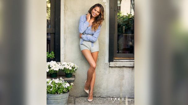 HT mar 140710 16x9 608 Why Chrissy Teigen Was Once Fired From Modeling Job