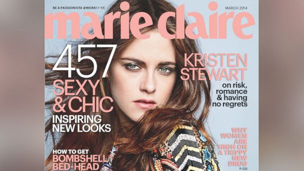 HT marie claire kristin stewart cover sk 140210 v4x3 16x9 608 Kristen Stewart: You Dont Control Who You Fall in Love With