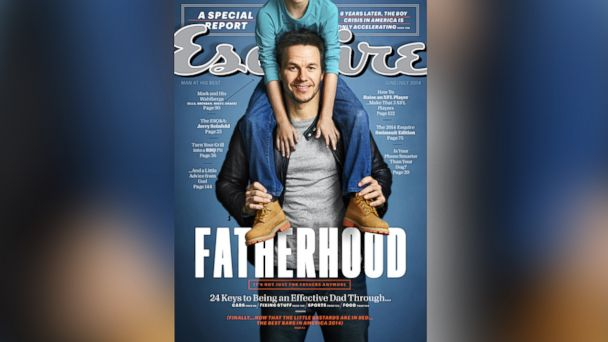 HT mark wahlberg esquire jtm 140522 16x9 608 Mark Wahlberg on Fatherhood, How to be Loving But Also Strict