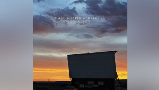 "PHOTO: Album art for Mary Chapin Carpenters record ""Songs form the Movie."""