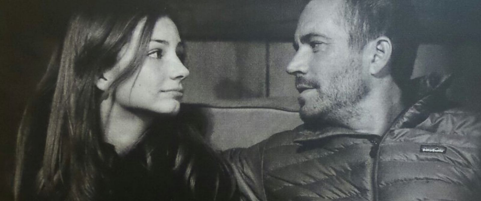 PHOTO: Meadow Walker posted this photo with her father, Paul Walker, to Facebook, April 21, 2014.
