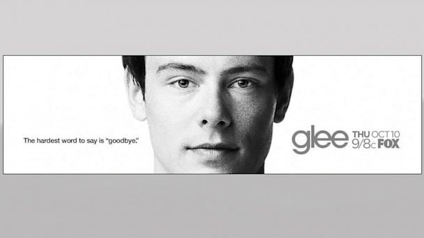 HT memorial glee cory monteith episode lpl 130927 16x9 608 Glee Goodbye Pic Released for Cory Monteith Tribute Episode