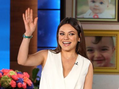 Mila Kunis Reveals Plans to Have Natural Birth