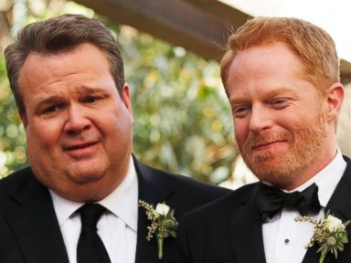 Why 'Modern Family' Wedding Made Jesse Tyler Ferguson Cry