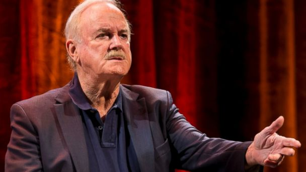 PHOTO: John Cleese in Toronto, Sept. 24, 2013.