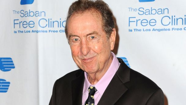 PHOTO: Eric Idle in Beverly Hills, Calif., Nov. 21, 2011.