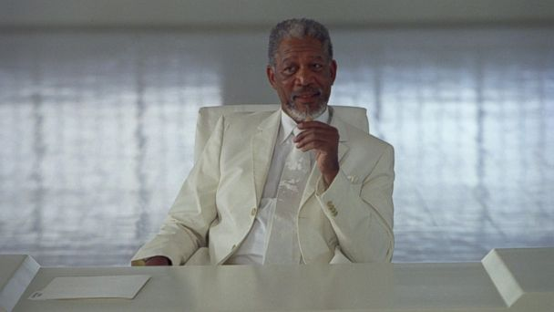 PHOTO: Still of Morgan Freeman in Bruce Almighty (2003)