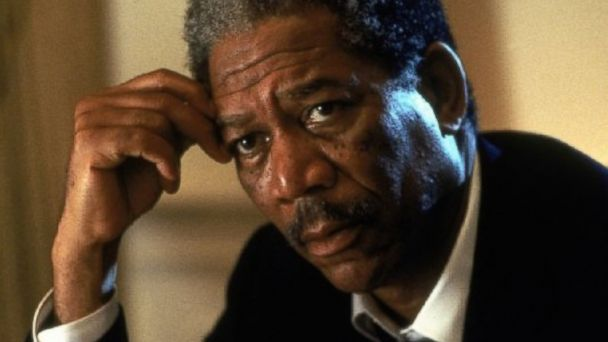 PHOTO: Still of Morgan Freeman in Deep Impact (1998)