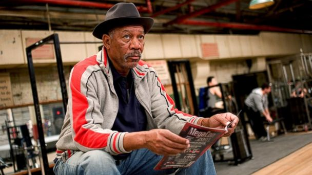 PHOTO: Still of Morgan Freeman in Million Dollar Baby (2004)