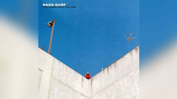 "PHOTO: Nada Surf - ""You Know Who You Are"""