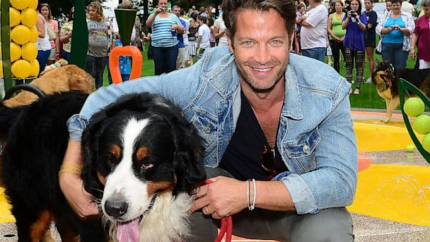 HT nate berkus tk 130808 16x9 608 Why Nate Berkus Is Obsessed With Being a Dog Step Dad
