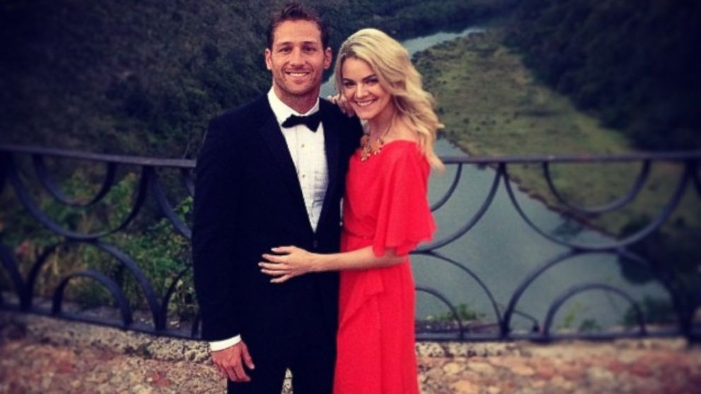 "PHOTO: Nikki Ferrell posted this photo on Instagram with this caption: ""Wedding fun in the Dominican Republic with @juanpagalavis and this gorgeous view,"" March 16, 2014."