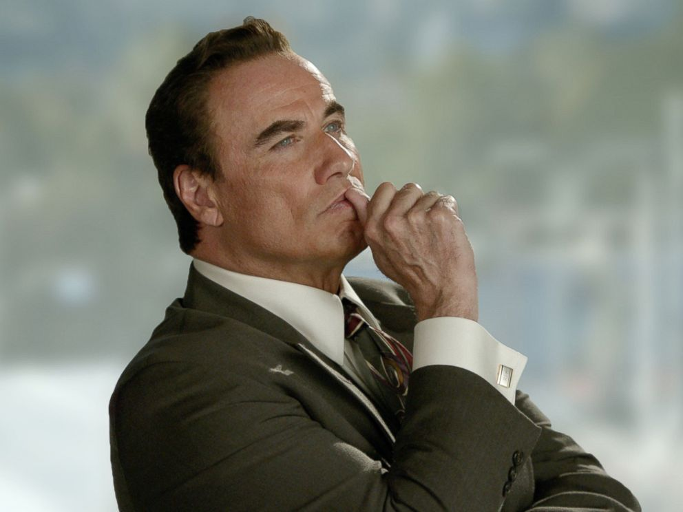 PHOTO: John Travolta as Robert Shapiro in a scene from the TV miniseries, The People v. O.J. Simpson: American Crime Story.
